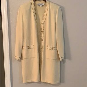 st john collection by marie gray Sweaters - St. John long knit cardigan